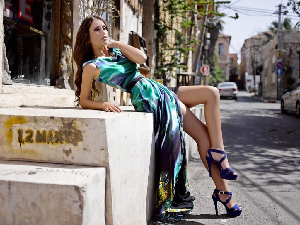 שמלות ערב בעיצובים מיוחדים - הילה כהן מעצבת שמלות ערב