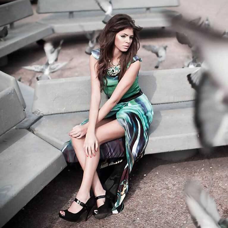 עיצוב שמלות ערב מדהימות