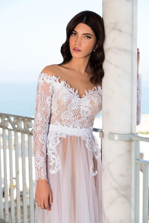 עיצוב שמלות כלה קולקציית 2016 - הילה כהן מעצבת שמלות כלה וערב