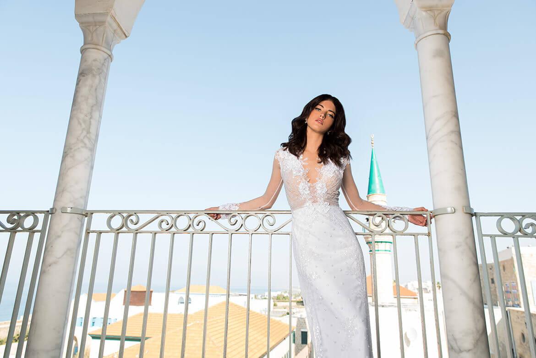 דגמי שמלות כלה וינטאג' - הילה כהן