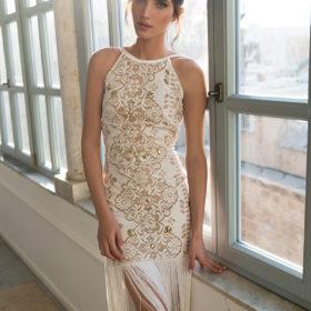 שמלת כלה קולר