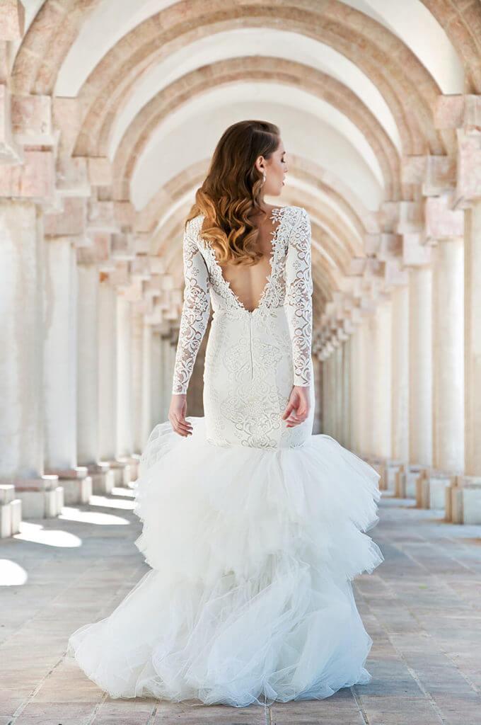 מבחר רק של עיצובי שמלות כלה בראשון לציון - הילה כהן