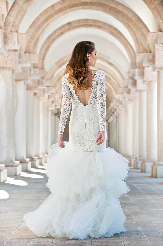שמלת כלה מדהימה - הילה כהן מעצבת שמלות כלה