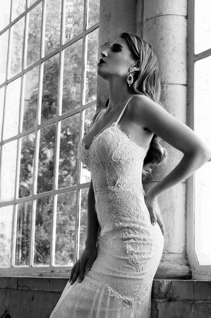 עיצוב שמלות כלה לנשים נועזות