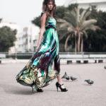 שמלות ערב מדהימות - הילה כהן