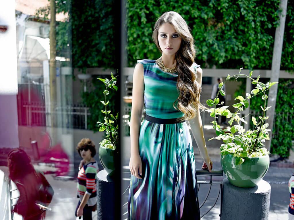 שמלת ערב מעוצבת - של הילה כהן מעצבת שמלות כלה וערב